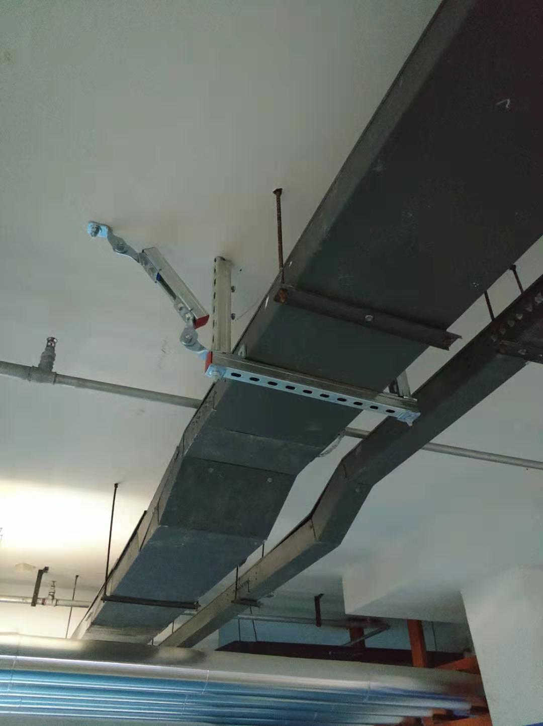 抗震支吊架 桥架
