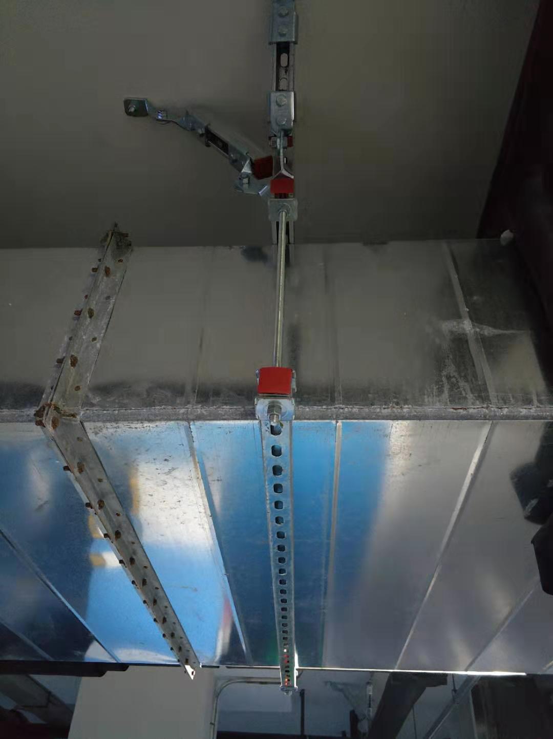 抗震支吊架 风管