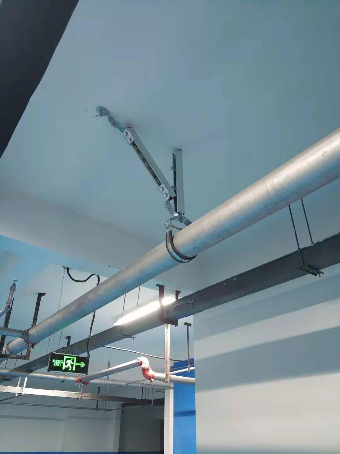 抗震支吊架 水管
